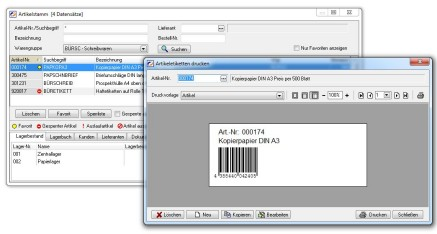 Abb.04 Adress-Etiketten drucken